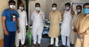 Mohammedan Sporting officials meet Kolkata Mayor to exchange Eid greetings!