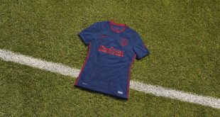 Nike & Atletico de Madrid launch eye-catching away look!