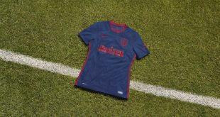 Nike & Atletico de Madrid launch eye-catching away look!