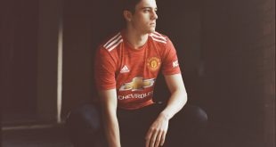 adidas launch Manchester United 2020/21 home kit, inspired by the club's iconic crest!