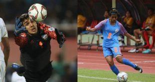 Gurpreet & Sanju declared winners of AIFF Player of the Year Awards!