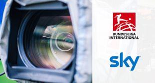 SKY Mexico announced as main broadcaster for Bundesliga!