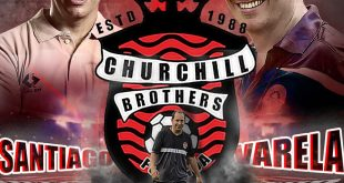 Fernando Santiago Varela to coach Churchill Brothers!