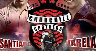 Fernando Santiago Varela to coach Churchill Brothers!