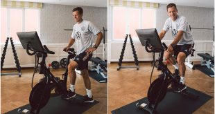Peloton become fitness innovation partner of the DFB Academy!
