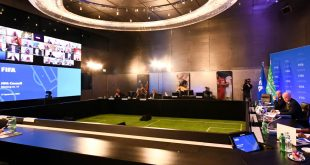 COVID-19 measures high on Council's agenda on eve of first online FIFA Congress!
