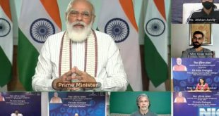 India PM Modi praises Women's Footballer Afshan Ashiq in Fit India Dialogue!