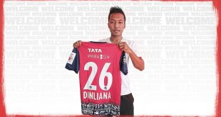 VIDEO: Dinliana has a message for the Jamshedpur FC fans!
