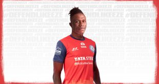 VIDEO: Jamshedpur FC announce the arrival of Stephen Eze!
