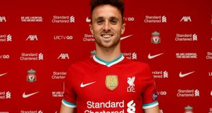 Liverpool FC sign striker Diogo Jota from Wolverhampton Wanderers!