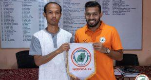 NEROCA FC sign goalkeeper Rahul Yadav!