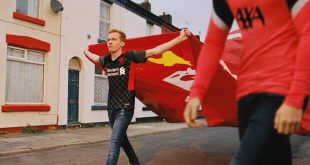 Anfield's atmosphere inspires Nike-made Liverpool FC third kit!
