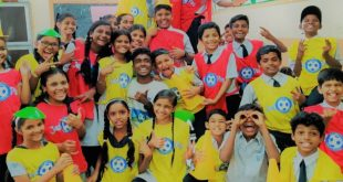 Oceania FC & WIFA extend MOU for Just Play in Maharashtra region!