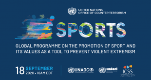 CAF participates in UN meeting on sport for preventing & countering violent extremism!