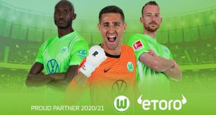 eToro becomes new partner of VfL Wolfsburg!