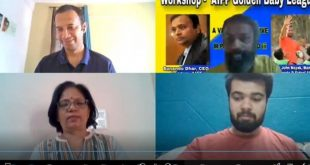AIFF-AMITY join hands to organise webinar sessions for students!