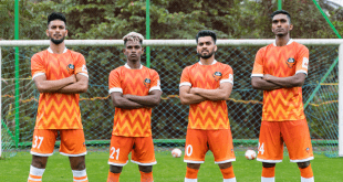 FC Goa launches the Uzzo Jersey, the official 2020/21 season home kit!