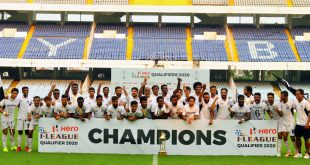 Champions Mohammedan Sporting finish I-League Qualifiers undefeated, draw FC Bengaluru United!