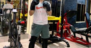 Eye of the Blue Tiger: Jeje Lalpekhlua turns to boxing for strength training!