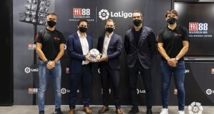 LaLiga announces M88 as official Betting Partner in Asia!