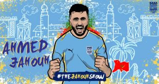 Mumbai City FC rope in midfielder Ahmed Jahouh!