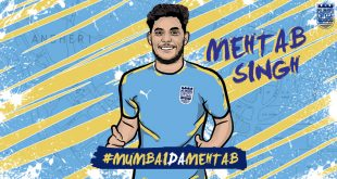 Mumbai City FC sign defender Mehtab Singh!