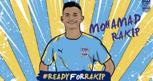 Youngster Mohamad Rakip signs for Mumbai City FC!