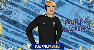 Mumbai City FC sign goalkeeper Phurba Lachenpa!