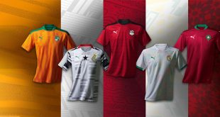 PUMA unveils new African nations home & away kits – crafted from culture!