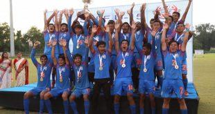 Vikram Partap Singh: Current India U-16 batch can qualify for FIFA U-17 World Cup!