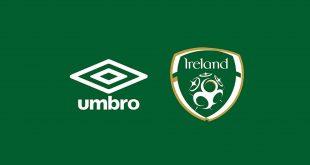 UMBRO announce new partnership with Football Association of Ireland!