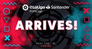 eLaLiga Santander Fan Cup, the most international eLaLiga tournament ever!