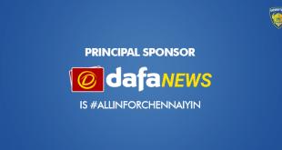 Chennaiyin FC renew association with DafaNews for third consecutive year!