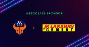 FC Goa announces JK Lakshmi Cement as Associate Sponsor!