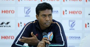 Indian Arrows' Venkatesh: Every player has to fight for his position in the squad!