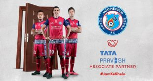 Tata Pravesh renews association with Jamshedpur FC as Associate Partner!