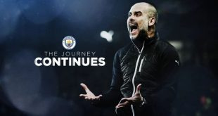 Pep Guardiola extends Manchester City contract until 2023!