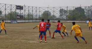 Himanshu Jangra goal helps Techtro Swades United win!