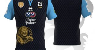 1860 München Futsal unveils new Errea kits for 2020/21 seasons!