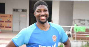 Gokulam Kerala FC sign Malian striker Saliou Guindo!