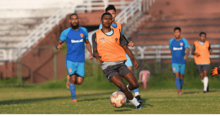 Gokulam Kerala FC sign FC Goa winger Vincy Barreto!