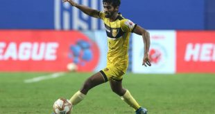 Hyderabad FC's Akash Mishra: Need to keep it simple against high-quality ISL players!