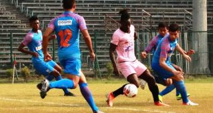 Indian Arrows share points with Southern Samity in IFA Shield opener!