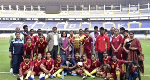 XtraTime VIDEO: IFA happy with conduct of Kanyashree Cup!