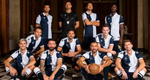 Macron & Sampdoria present the new 'Andrea Doria' special edition shirt!