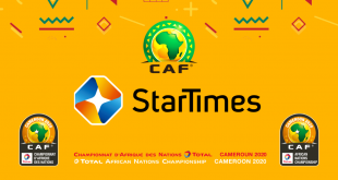 CAF & StarTimes announce an agreement to broadcast 2020 CHAN – Cameroon in Sub-Saharan Africa!