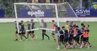 Chennaiyin FC aiming for improvement in ATK Mohun Bagan clash at Fatorda!