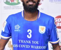 Dempo SC announce the signing of Gaurav Vaigankar!