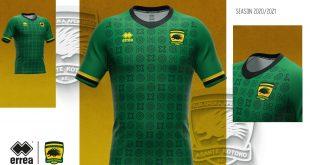Errea launch Asante Kotoko SC's 2020/21 third kit!