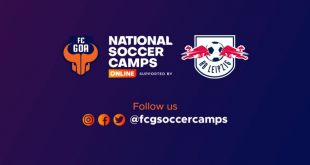 FC Goa National Soccer Camps online supported by RB Leipzig to kick-off!